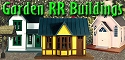 Structures and building kits for your garden railroad