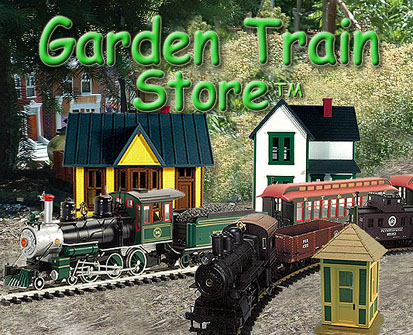 Garden Train Store, The Buyeru0027s Guide For Beginning Garden Railroaders