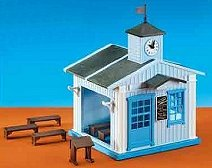 Playmobil Western Water Tower
