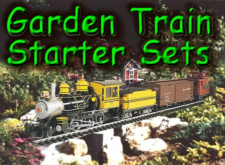 Bachmann Garden Trains And Accessories